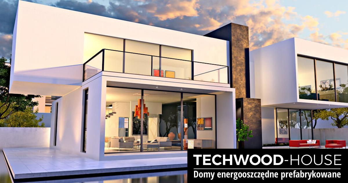 Bauen Von Energiesparenden Fertighäusern Techwood House